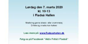 thumbnail of Plakat Fladsåhallen